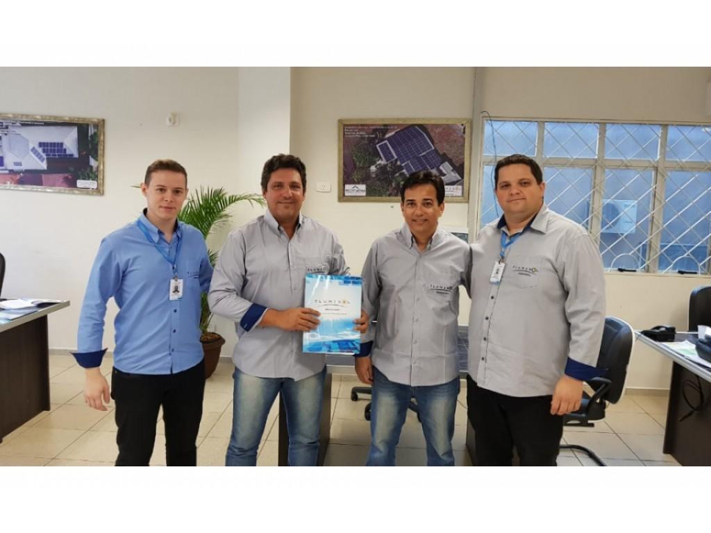 João Pessoa-PB recebe franquia da Ilumisol Energia Solar
