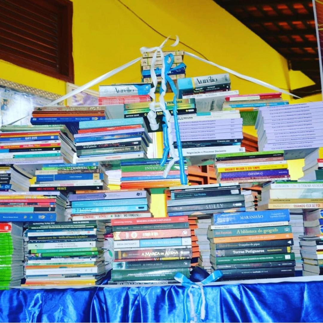 Unidade da Ilumisol em Buriticupu/MA apoia projeto de incentivo à leitura para as crianças