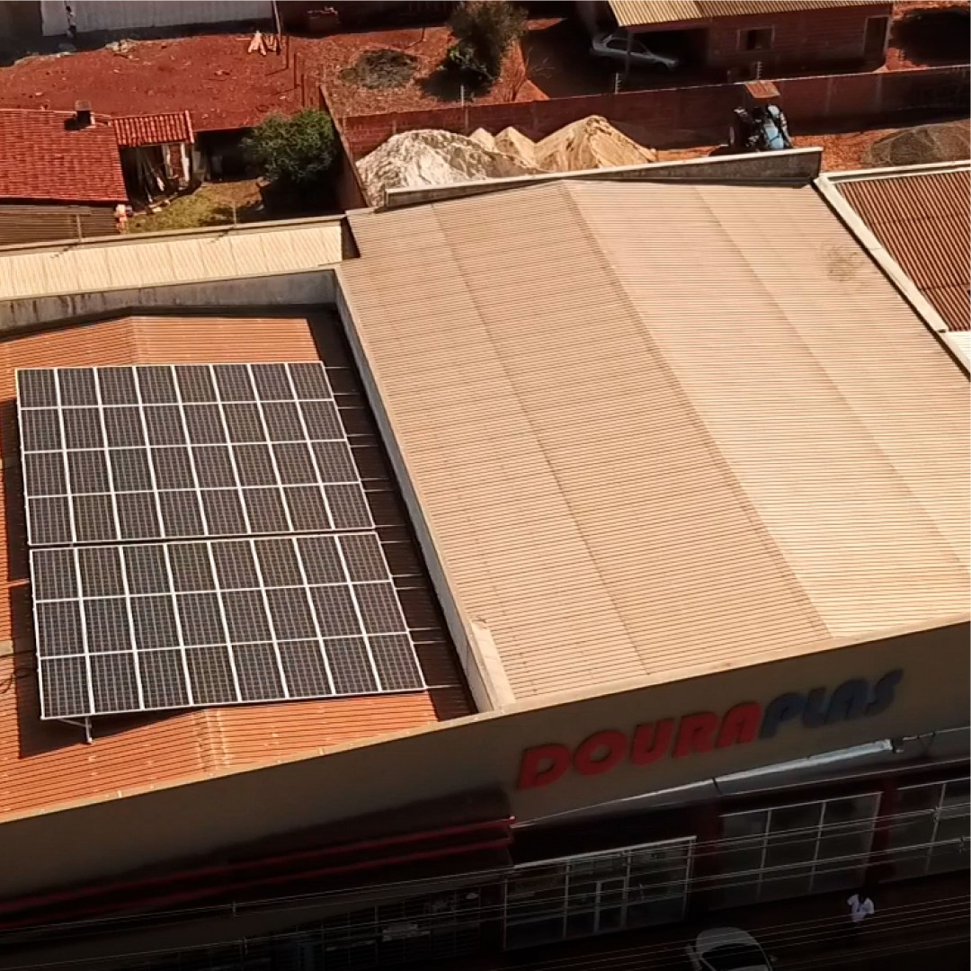 Sistema de energia solar desperta confiança em empresários