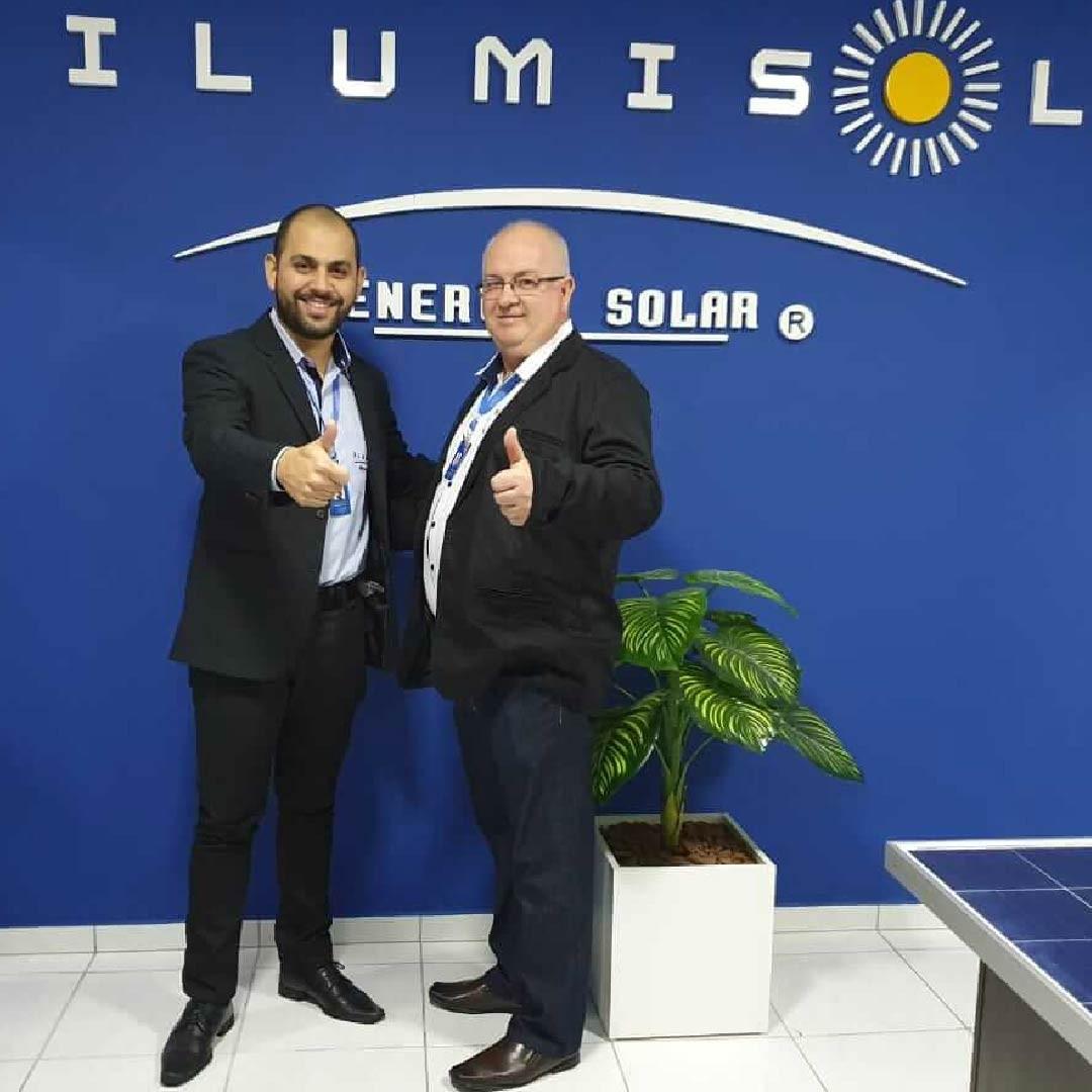 Ilumisol abre uma franquia na cidade de Indaial/SC.