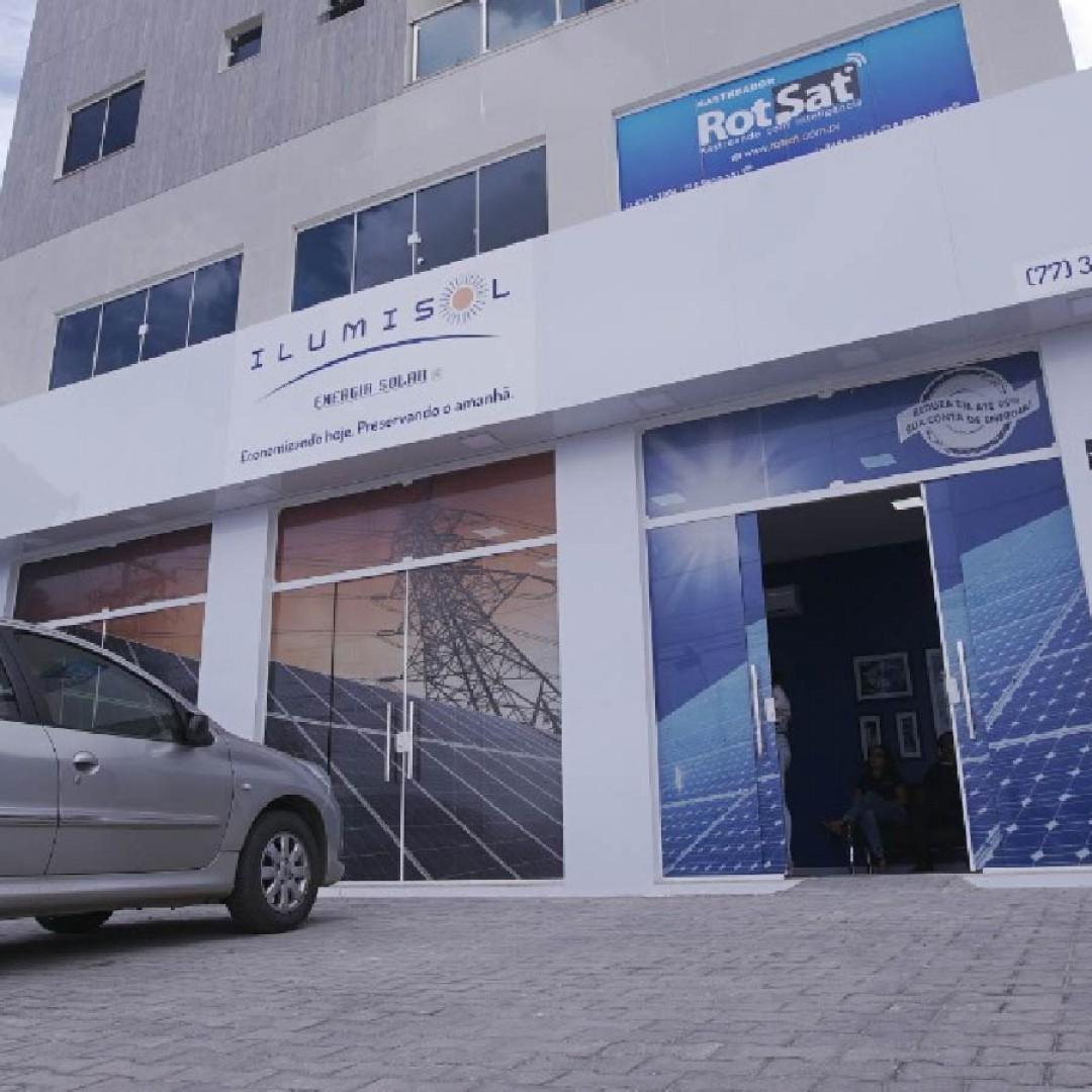 Vitória da Conquista/BA recebe uma unidade da Ilumisol Energia Solar