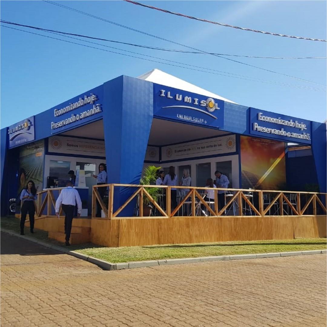 Ilumisol participa pelo terceiro ano da feira Expodireto 2020