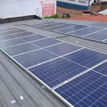 ENERGIA SOLAR COMERCIAL 6,12 KWP 18 MÓDULOS COROATÁ MARANHÃO