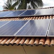 ENERGIA SOLAR COMERCIAL 5,28 KWP 16 MÓDULOS IMPERATRIZ MARANHÃO