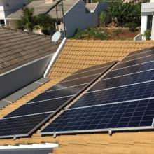 ENERGIA SOLAR RESIDENCIAL 5,94 KWP 18 MÓDULOS CASCAVEL PARANÁ