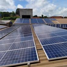 ENERGIA SOLAR COMERCIAL 33,11 KWP 92 MÓDULOS AÇAILÂNDIA MA
