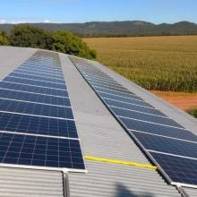 Energia Solar Rural 15,84 kWp 48 módulos Porto Nacional TO
