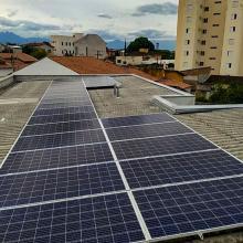 ENERGIA SOLAR RESIDENCIAL 8,91 KWP 27 MÓDULOS LORENA SÃO PAULO