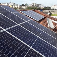 Energia Solar Residencial 4,86 kWp 12 módulos Divinópolis MG