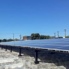 ENERGIA SOLAR COMERCIAL 41,41 KWP 101 MÓDULOS CASCAVEL PARANÁ