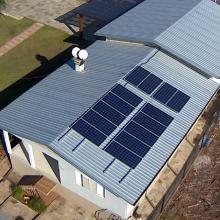 ENERGIA SOLAR RESIDENCIAL 4,62 KWP 14 MÓDULOS ANTA GORDA RS