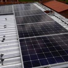 ENERGIA SOLAR COMERCIAL 2,48 KWP 8 MÓDULOS PRESIDENTE DUTRA MA