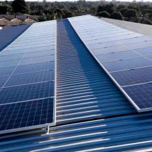 ENERGIA SOLAR COMERCIAL 15,84 KWP 44 MÓDULOS CAMPO GRANDE MS