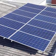 ENERGIA SOLAR RESIDENCIAL 3,96 KWP 12 MÓDULOS DIVINÓPOLIS MG