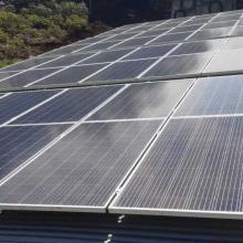 ENERGIA SOLAR RURAL 25,12 KWP 75 MÓDULOS SANTA HELENA PARANÁ