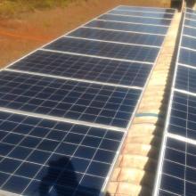ENERGIA SOLAR RURAL 6,70 KWP 20 MÓDULOS NOVA ITABERABA SC