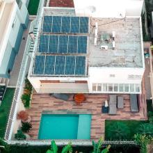 ENERGIA SOLAR RESIDENCIAL 5,32 KWP 15 MÓDULOS CRICIÚMA SC