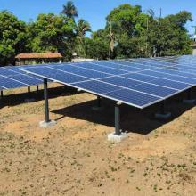 ENERGIA SOLAR RURAL 25,20 KWP 70 MÓDULOS PIRAQUÊ TOCANTINS
