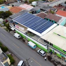 ENERGIA SOLAR COMERCIAL 38,13 KWP 93 MÓDULOS PR