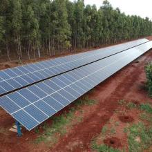 ENERGIA SOLAR RURAL 146,52 KWP 444 MÓDULOS SIDROLÂNDIA MS