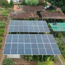 ENERGIA SOLAR COMERCIAL 12,96 KWP 32 MÓDULOS ARÊS RN