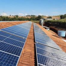 ENERGIA SOLAR RURAL 45,72 KWP 127 MÓDULOS UBIRATÃ PARANÁ