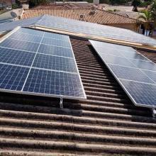 ENERGIA SOLAR RESIDENCIAL 3,40 KWP 10 MÓDULOS SP
