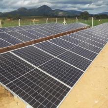 ENERGIA SOLAR RURAL 22,68 KWP 63 MÓDULOS TEIXEIRA DE FREITAS BA