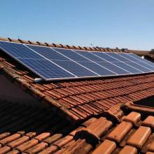 ENERGIA SOLAR RESIDENCIAL 3,28 KWP 9 MÓDULOS TERRA ROXA SP
