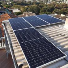 ENERGIA SOLAR RESIDENCIAL 3,96 KWP 9 MÓDULOS CASCAVEL PARANÁ