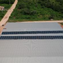 ENERGIA SOLAR INDUSTRIAL 27,06 KWP 66 MÓDULOS CAMOCIM CEARÁ