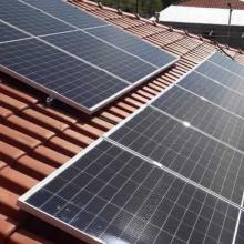 ENERGIA SOLAR RESIDENCIAL 6,00 KWP 15 MÓDULOS MAMBORÊ PARANÁ