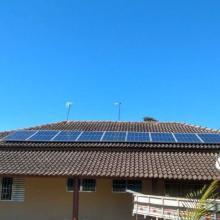 ENERGIA SOLAR RESIDENCIAL 3,96 KWP 9 MÓDULOS SP