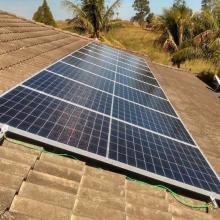 ENERGIA SOLAR RESIDENCIAL 11,56 KWP 34 MÓDULOS CANINDÉ CEARÁ