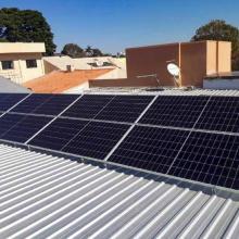 ENERGIA SOLAR RESIDENCIAL 5,28 KWP 12 MÓDULOS CASCAVEL PARANÁ