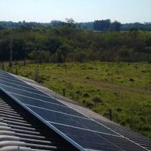ENERGIA SOLAR RESIDENCIAL 3,74 KWP 11 MÓDULOS NOVA SANTA RITA RS