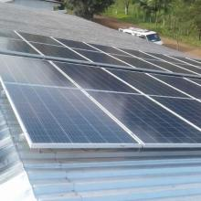 ENERGIA SOLAR RURAL 22,78 KWP 68 MÓDULOS ITAPORANGA SC