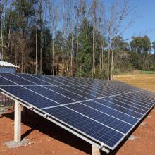 ENERGIA SOLAR RURAL 19,43 KWP 58 MÓDULOS SEVERIANO DE ALMEIDA RS