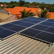 ENERGIA SOLAR RESIDENCIAL 3,28 KWP 9 MÓDULOS CARDOSO SÃO PAULO