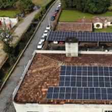 ENERGIA SOLAR COMERCIAL 49,60 KWP 400 MÓDULOS CANOINHAS SC