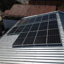 ENERGIA SOLAR RESIDENCIAL 7,04 KWP 16 MÓDULOS PALMAS TOCANTINS