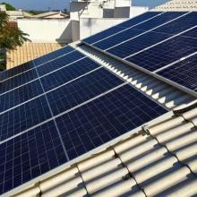 ENERGIA SOLAR RESIDENCIAL 3,40 KWP 10 MÓDULOS ARAGUAÍNA TO