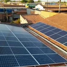 ENERGIA SOLAR RESIDENCIAL 9,18 KWP 27 MÓDULOS DAVINÓPOLIS MA