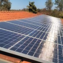ENERGIA SOLAR RESIDENCIAL 4,42 KWP 13 MÓDULOS GUAPIAÇU SP