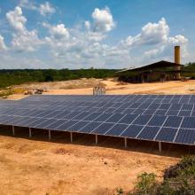 ENERGIA SOLAR INDUSTRIAL 59,40 KWP 189 MÓDULOS PI