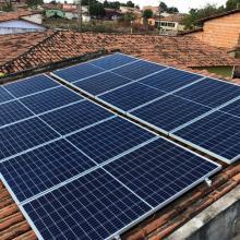 ENERGIA SOLAR RESIDENCIAL 3,40 KWP 10 MÓDULOS BURITICUPU MA