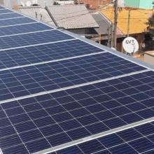 ENERGIA SOLAR RESIDENCIAL 3,35 KWP 10 MÓDULOS TOLEDO PARANÁ