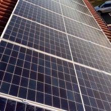 ENERGIA SOLAR RESIDENCIAL 3,96 KWP 9 MÓDULOS CURITIBA PARANÁ