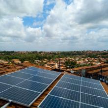 ENERGIA SOLAR RESIDENCIAL 3,40 KWP 10 MÓDULOS SÃO LUÍS MA