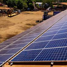 ENERGIA SOLAR INDUSTRIAL 92,14 KWP 271 MÓDULOS AÇAILÂNDIA MA
